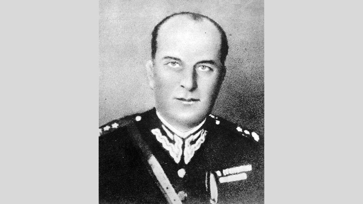 Witold Józef Dzierżykraj-Morawski - polski bohater narodowy
