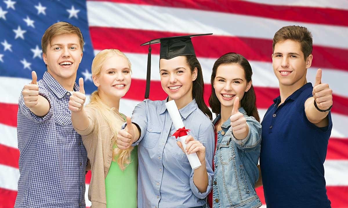 Wakacje w USA z angielskim - informacja telefoniczna, SMS i przez email