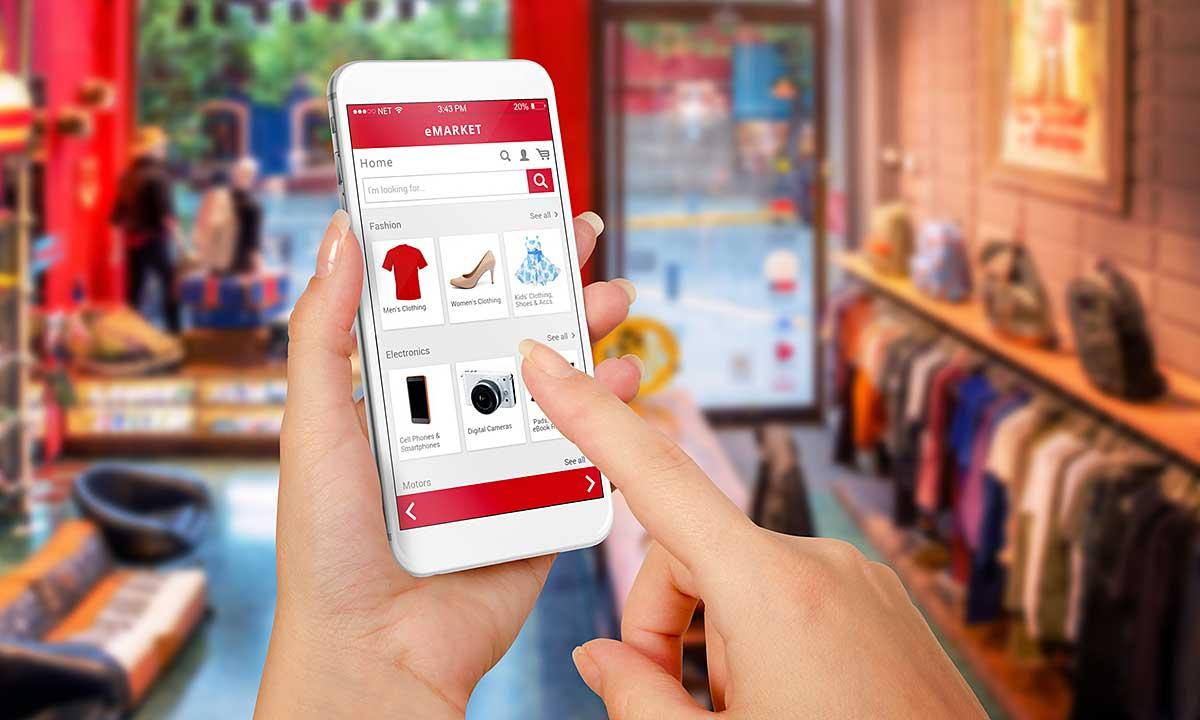 Zakupy w USA w polskich sklepach, na internecie i komórce