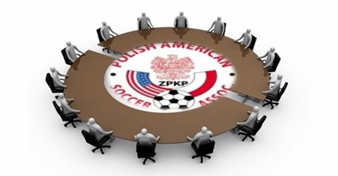 Nowy zarząd ZPKP - Związku Polonijnych Klubów Piłkarskich w USA