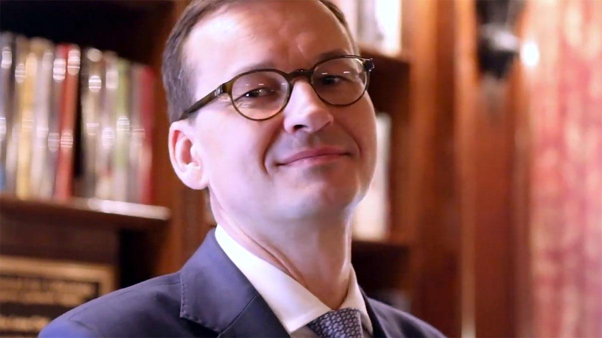 Premier Morawiecki w Nowym Jorku - video z drugiego dnia wizyty w USA