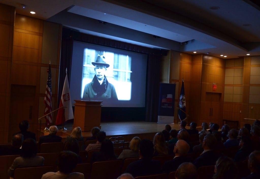 Celebration: 100 years of Poland-US diplomatic ties in Washington, DC
