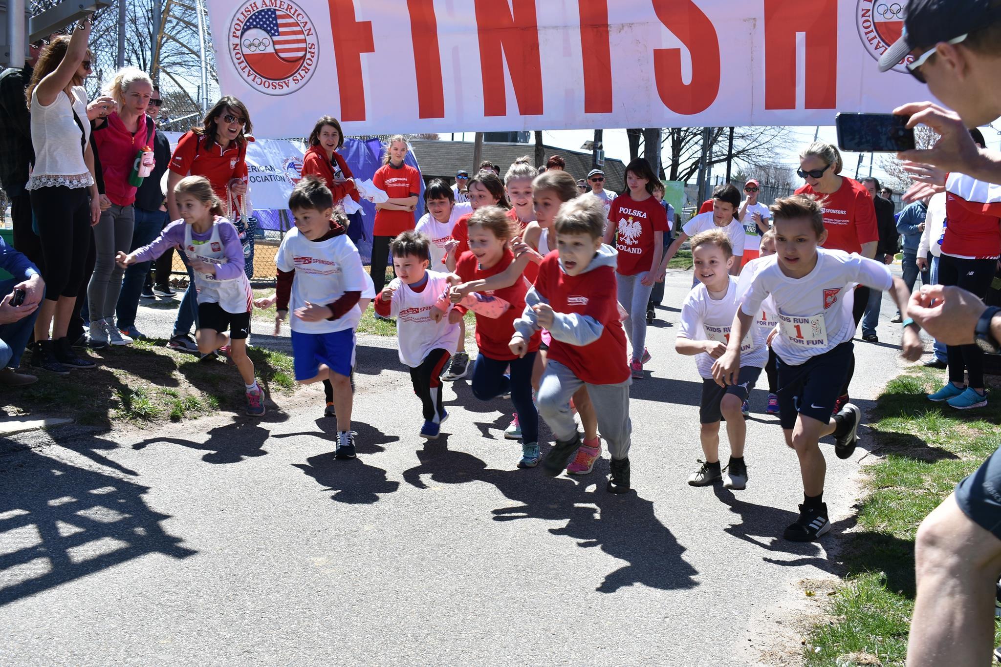PSFCU sponsorem 6. edycji Biegu Polonii 5K Run w Garfield, NJ