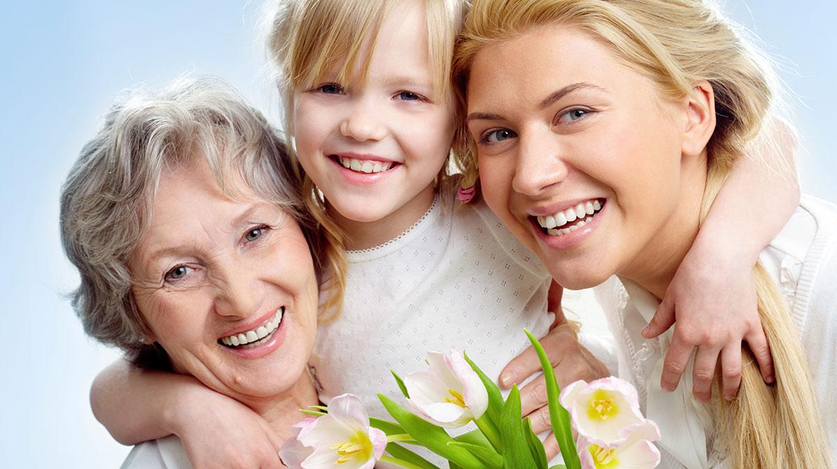 Na Dzień Matki w Polsce: kwiaty, prezenty i gotowe paczki z USA