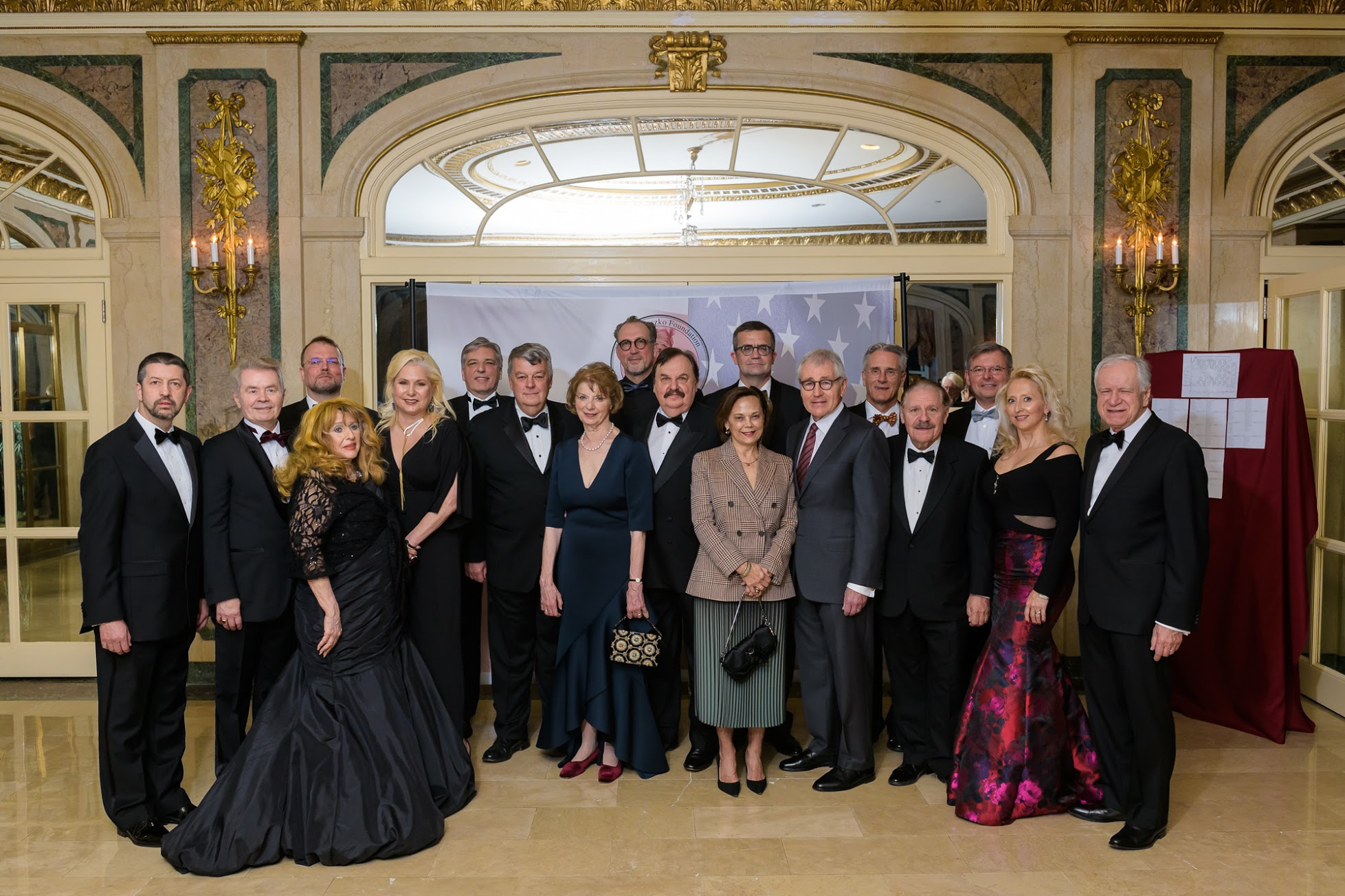 The KF 84th Annual Dinner & Ball in 2019