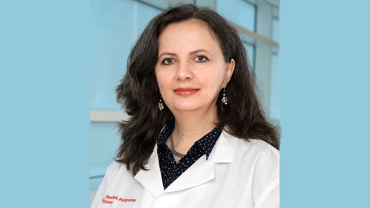 New Eastern European Breast Surgeon, Dr. Agnes Radzio, Joins Department of General Surgery at NewYork-Presbyterian Queens