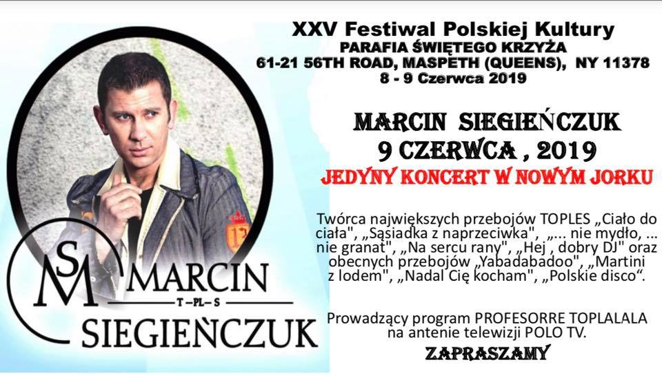 XXV Festiwal Kultury Polskiej na Maspeth