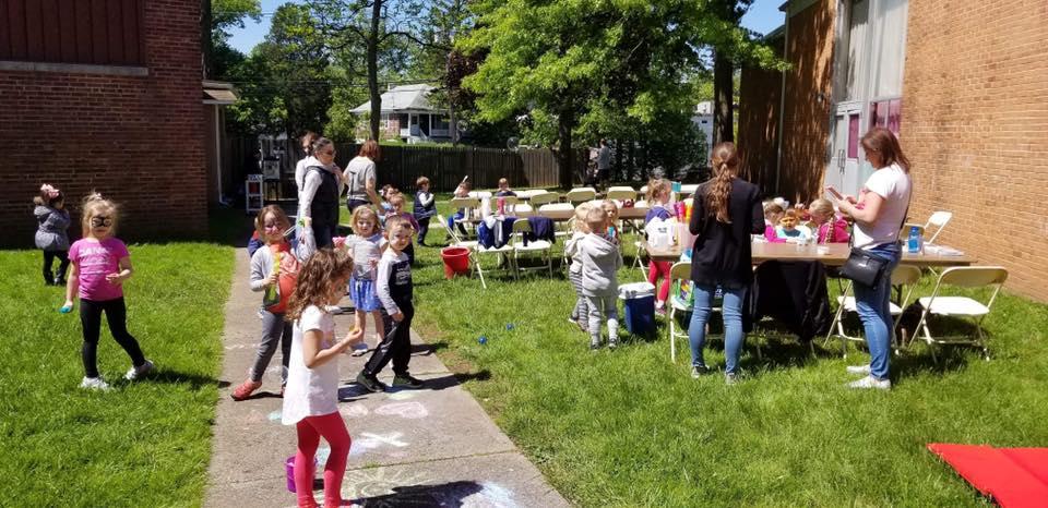 Dzień Zabaw  w Polskiej Fundacji Kulturalnej w Clark