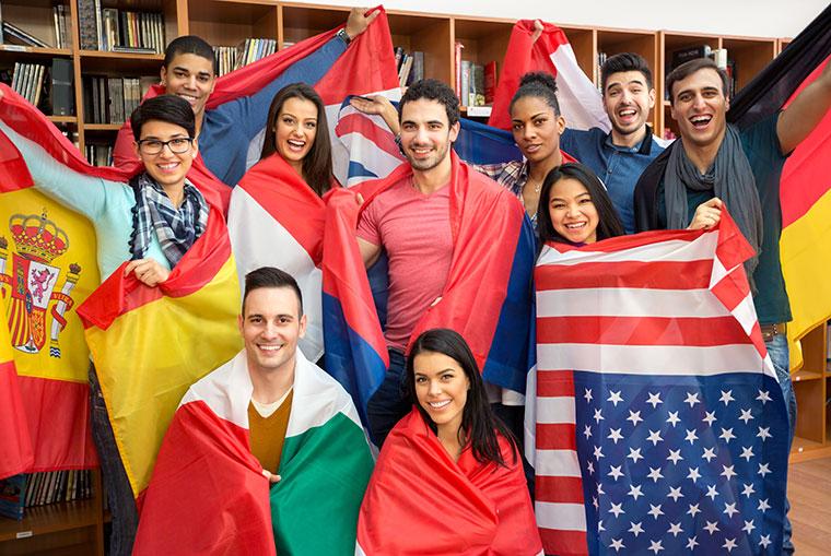 Nauka angielskiego w New Jersey w szkole Campus Education