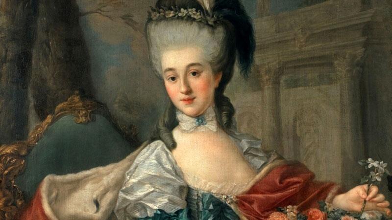Izabela Lubomirska - Elżbieta z Czartoryskich Lubomirska