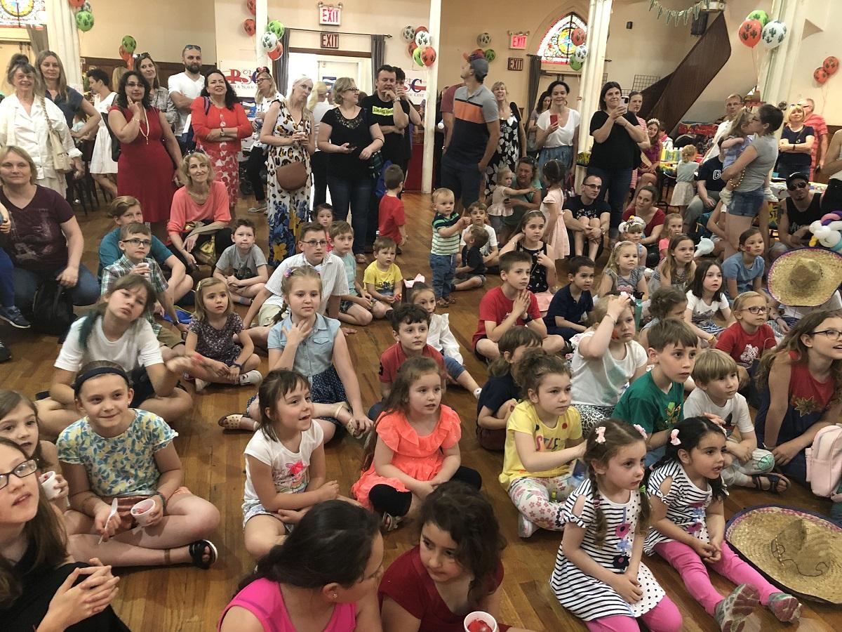 Dzień Dziecka i wybór Miss Polonia w Centrum Polsko Słowiańskim na Greenpoincie