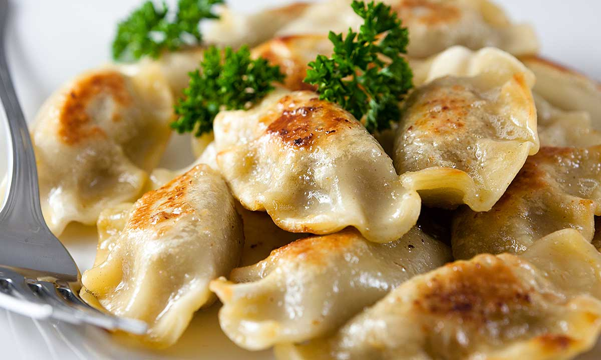 The Best Polish Pierogi in the U.S.  from Grandma Pierogi