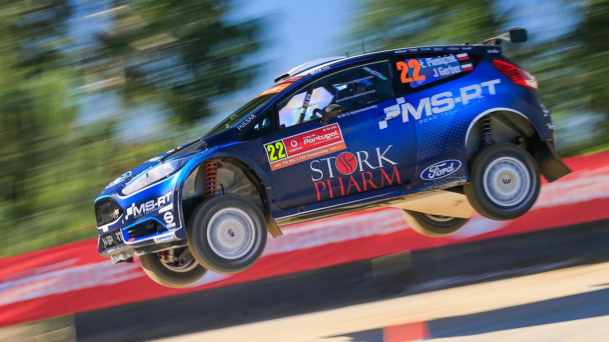 Dalsze starty Łukasza Pieniążka w WRC pod znakiem zapytania