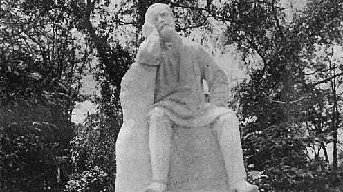 Marek Marceli Guyski - wybitny polski rzeźbiarz