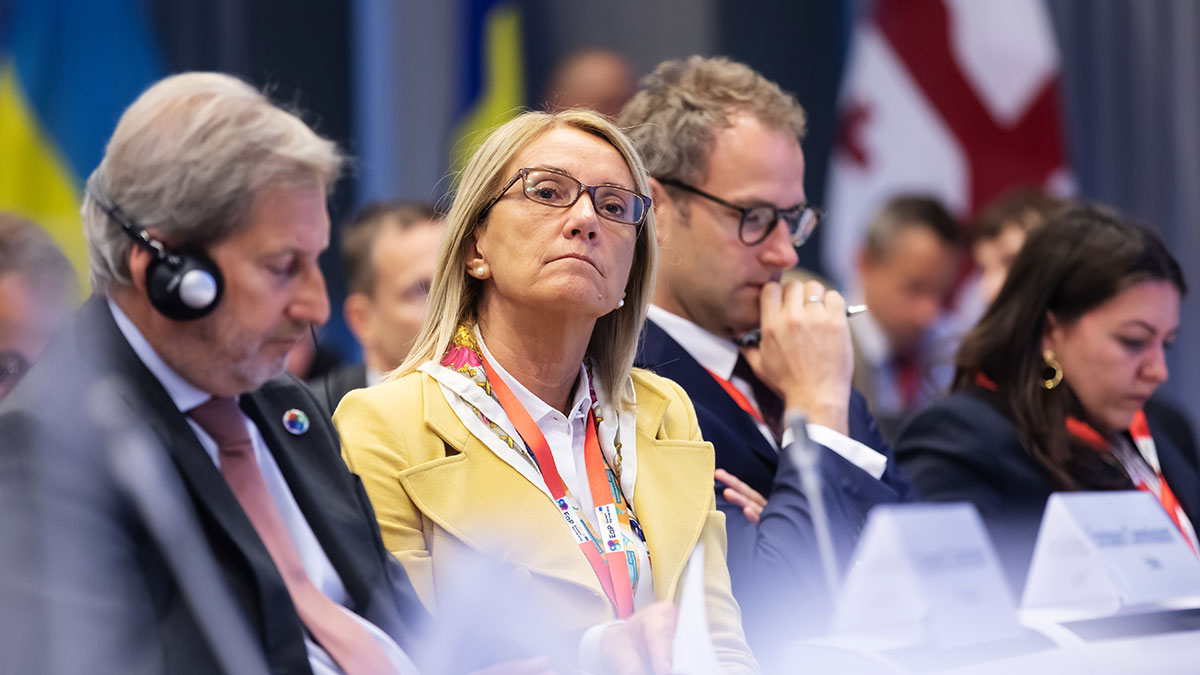 May 14, 2019: Eap Eastern Partnership. Meeting of EU leaders at the EU headquarters. High Level Conference for Eastern Community Leaders in Brussels. Foto: Palinchak