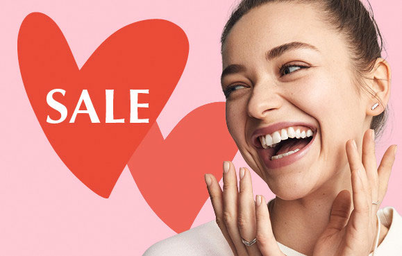 Sale 30%, 40% and 50% off at Pandora Jewelry Stores in New York