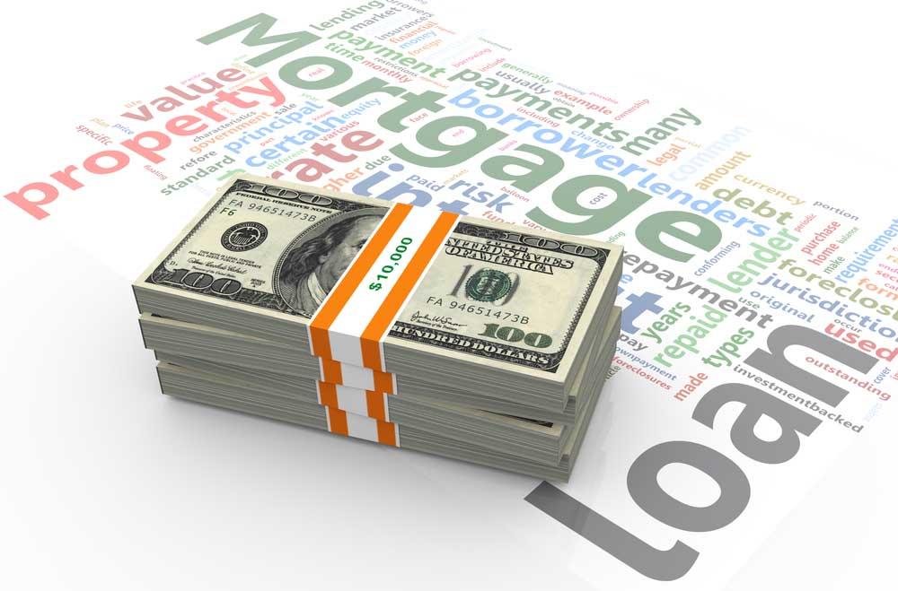 Przefinansowanie i nowe pożyczki na domy w USA