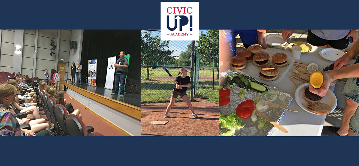 Civic UP! Academy - szkoła letnia dla polskich licealistów