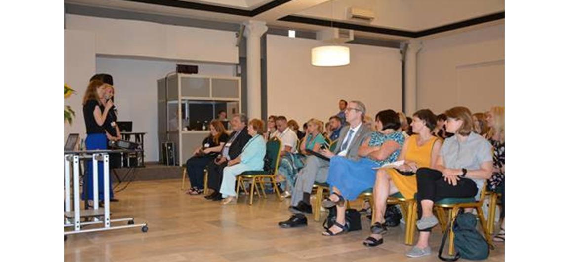 Polscy nauczyciele na wykładzie instytutu TOLI z Nowego Jorku