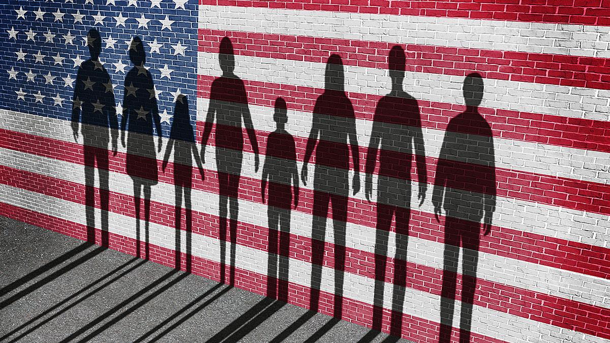 Imigrant zatrzymany przez ICE musi znać prawo...