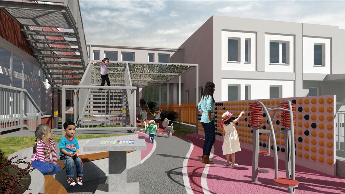 """Fundacja """"Pomóż Im"""" buduje w Białymstoku przyszpitalny plac zabaw dla dzieci z Kliniki Pediatrii Onkologii i Hematologii"""