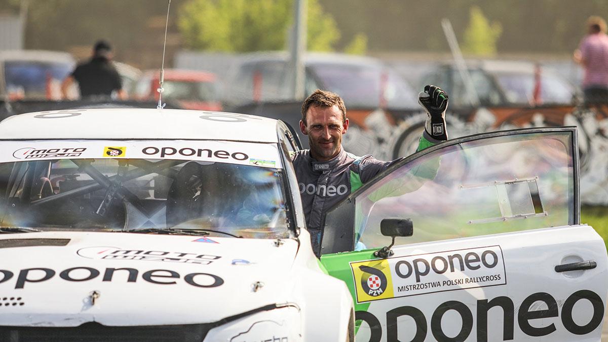 Marcin Gagacki jedzie na Litwę walczyć o kolejne trofeum