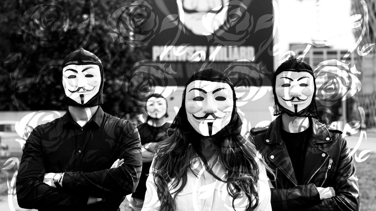NIE boją się powiedzieć NIE patologii władzy, szerzeniu nienawiści, łamaniu praw obywatelskich!