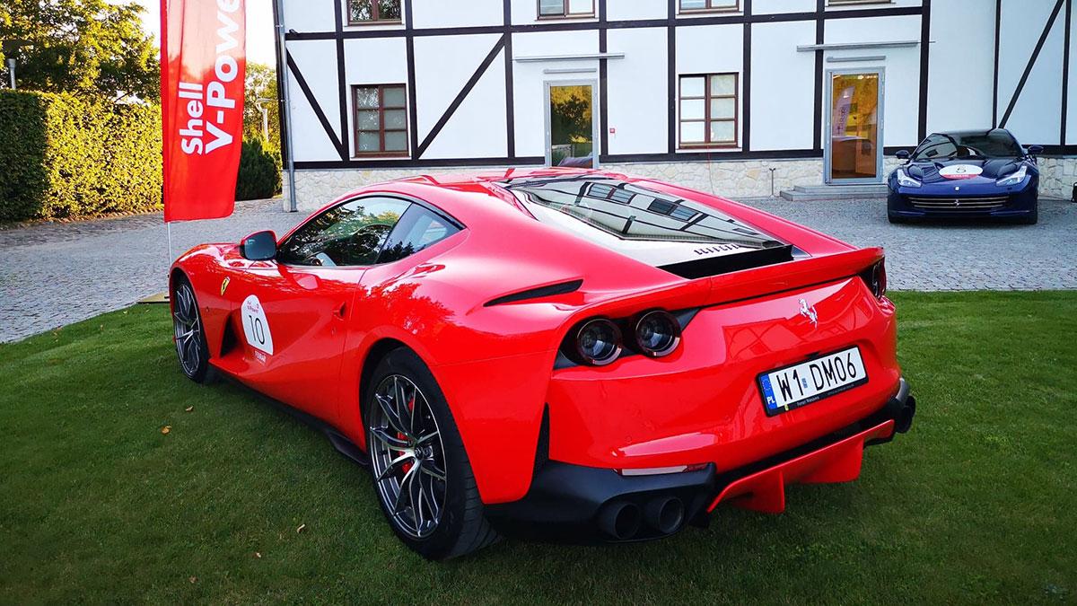 Ferrari Corsa Baltica kolejny raz z Agencją POWER