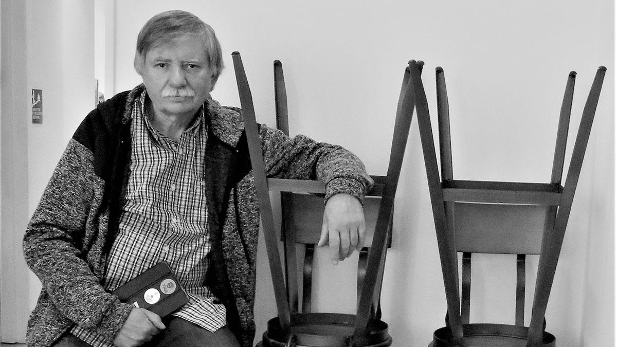 """Janusz Skowron prezentuje Polonii w NY """"Bestiarium and Arboretum - drawings"""""""