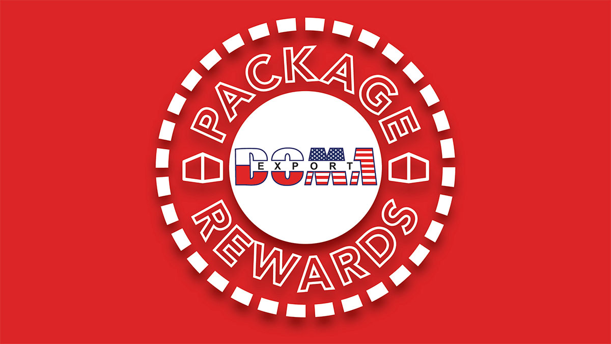 Loyalty Program from Doma Export Reduces Parcel Shipping Costs to Europe