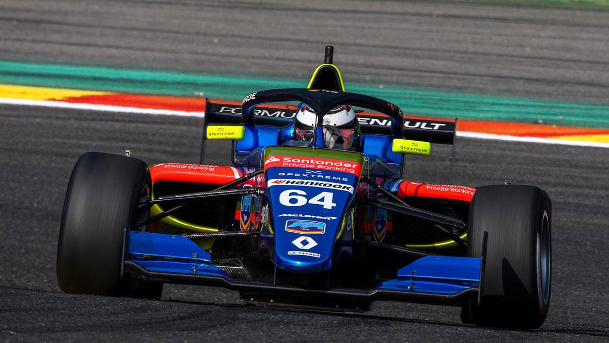Alex Karkosik w zespole Fernando Alonso