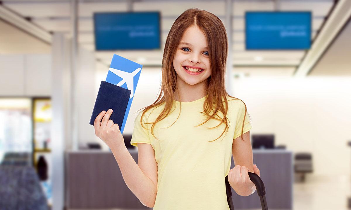 Wydanie polskiego paszportu dla dziecka w Ameryce