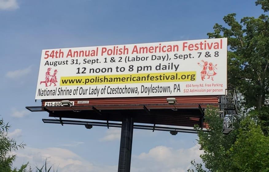Polish - American Festival at Czestochowa Shrine in Doylestown, PA