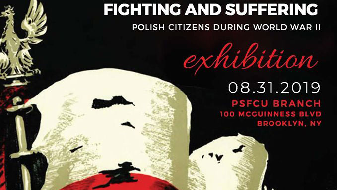 """Special exhibition: """"FIGHTING AND SUFFERING. Polish Citizens During World War II"""" in New York"""