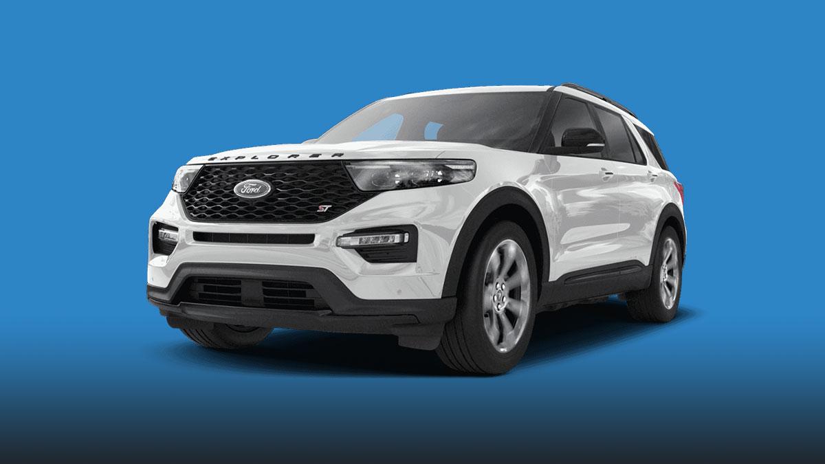 Nowy Ford Explorer 2020 na Labor Day - sprzedaż i leasing w Nowym Jorku