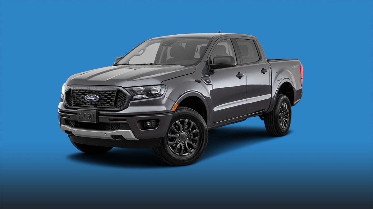 Kup nowy model Ford Ranger 2020 w Ford of Scarsdale NY u Danusi