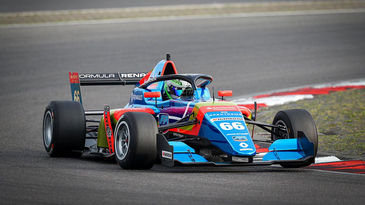 Alex Karkosik zadebiutował w Formule Renault