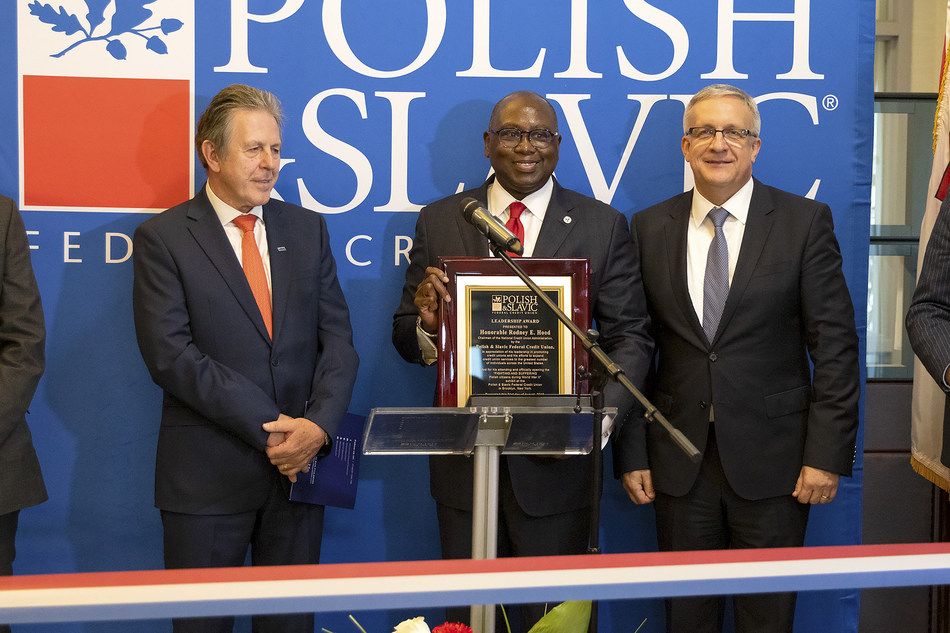 Rodney E. Hood, przewodniczący zarządu National Credit Union Administration w PSFCU
