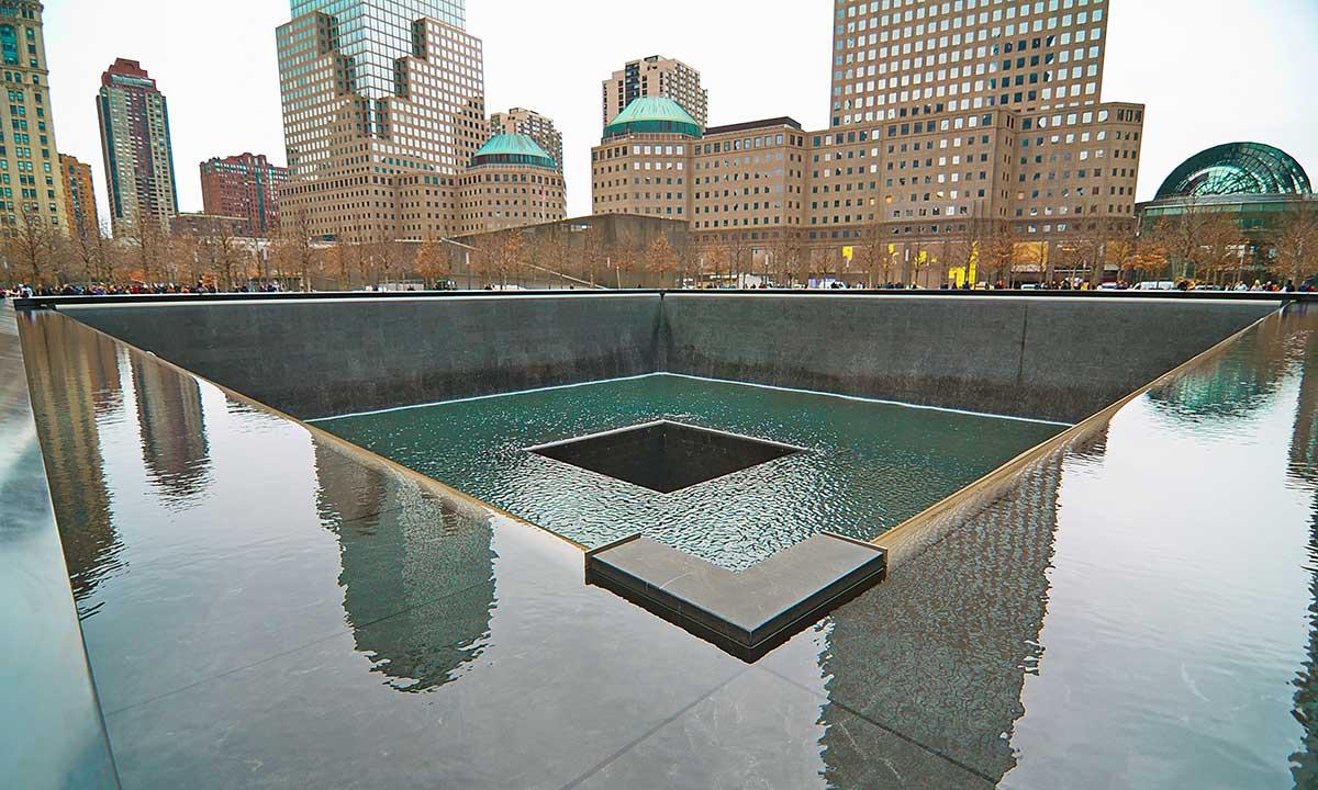 Rocznica 9/11 w Nowym Jorku #honor911
