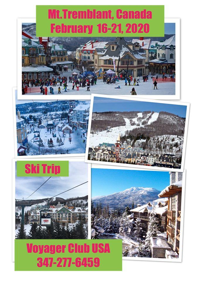 Wyjazd na narty do Kanady z Agencją Voyager Club z Nowego Jorku