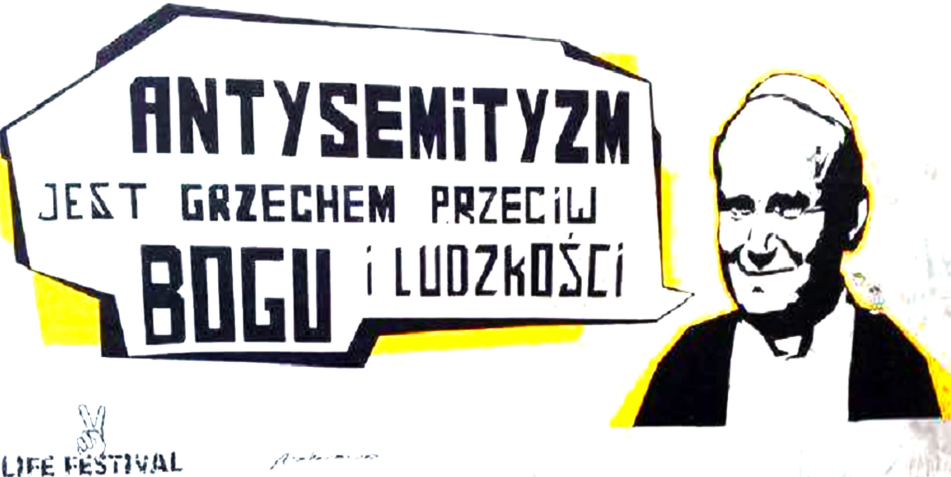 Abraham Foxman o antysemickim wpisie internetowym sędziego Jarosława Dudzicza
