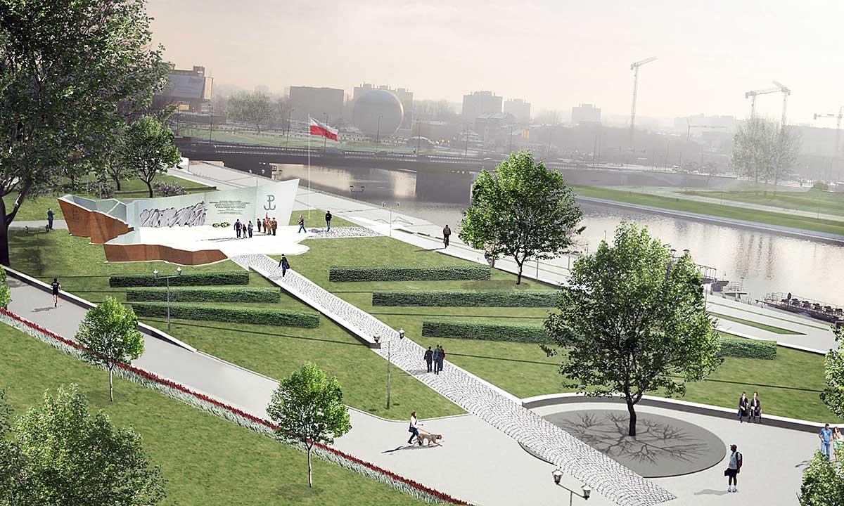 Ciągłe dyskusje o pomniku AK w Krakowie