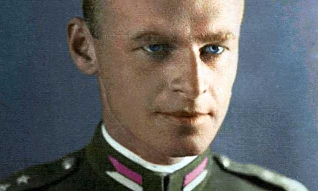 Rotmistrz/pułkownik Pilecki uhonorowany przez europarlament