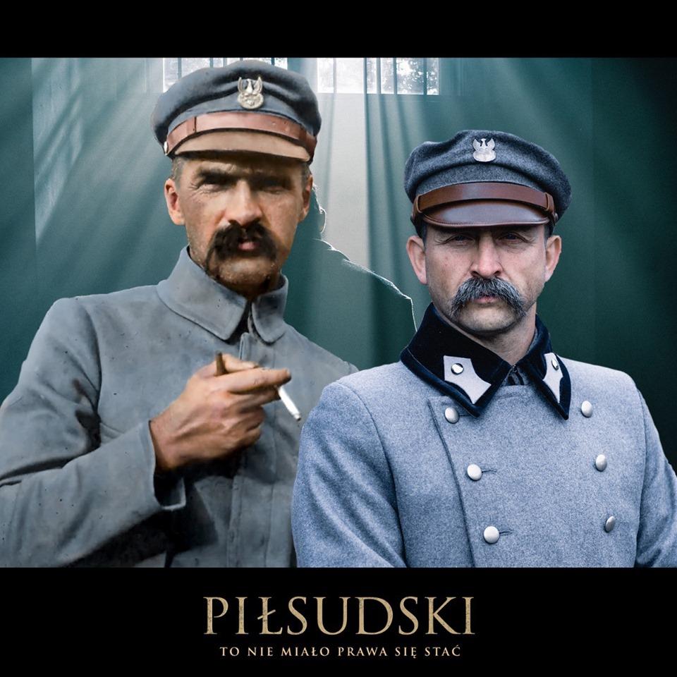 Film Piłsudski z Borysem Szycem w roli głównej w NY i NJ