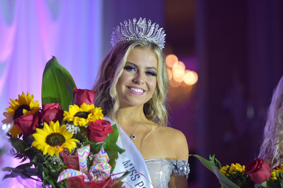 Pamela Moor - Miss Polski Illinois 2020