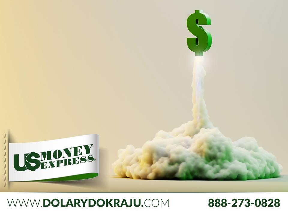 Najlepszy kurs wymiany w US Money Express nie tylko gdy dolar idzie w górę