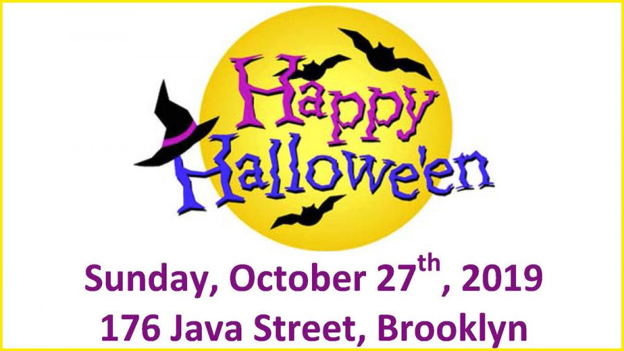 Greenpoint Children's Halloween Parade, Spooktacular Party & Zombie Nerf War