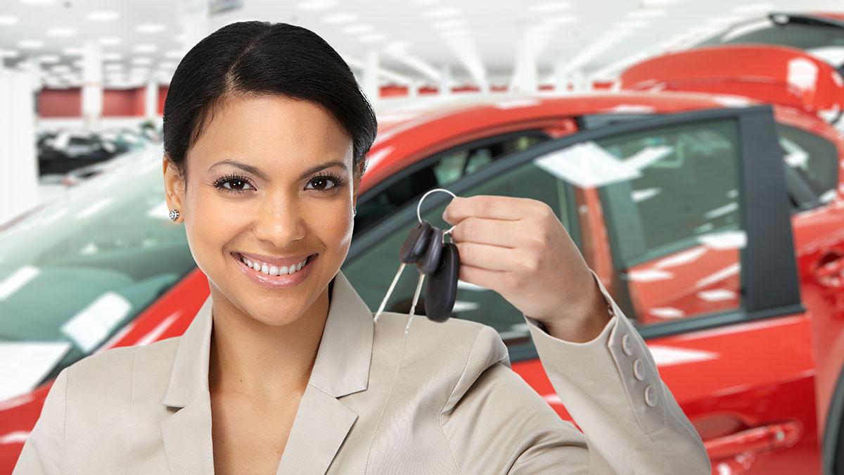 Pożyczki na samochody w USA
