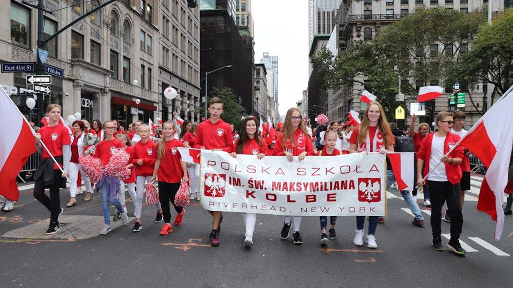 Polska szkoła z Riverhead NY