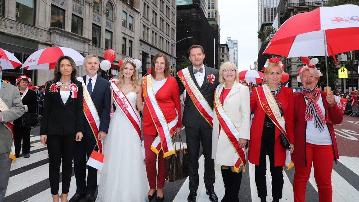Parada Pułaskiego '19 w NYC. Zdjęcia - Część 5